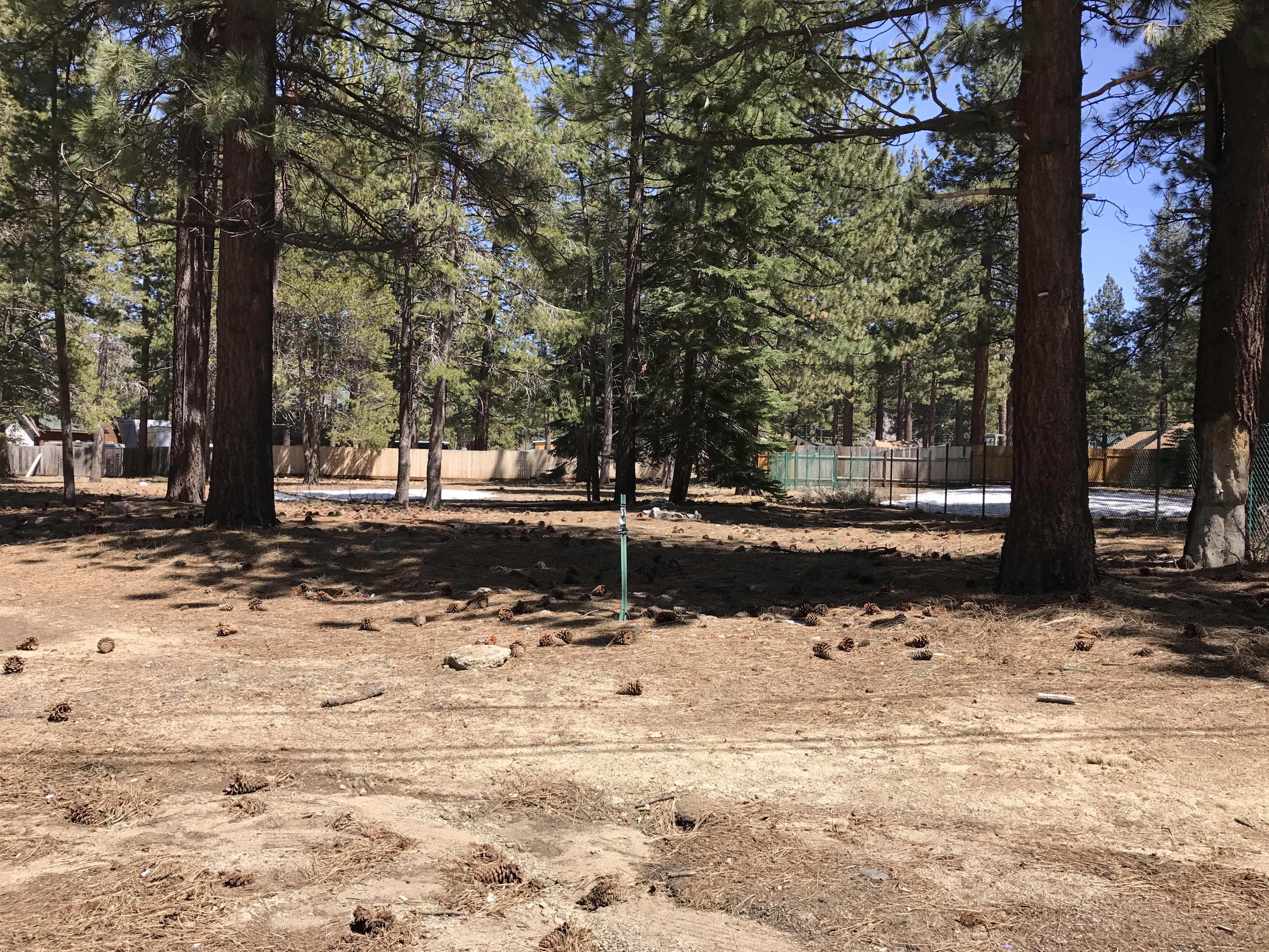 Your own empty lot in walkable Tahoe location